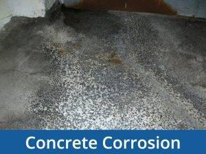 concrete corrosion