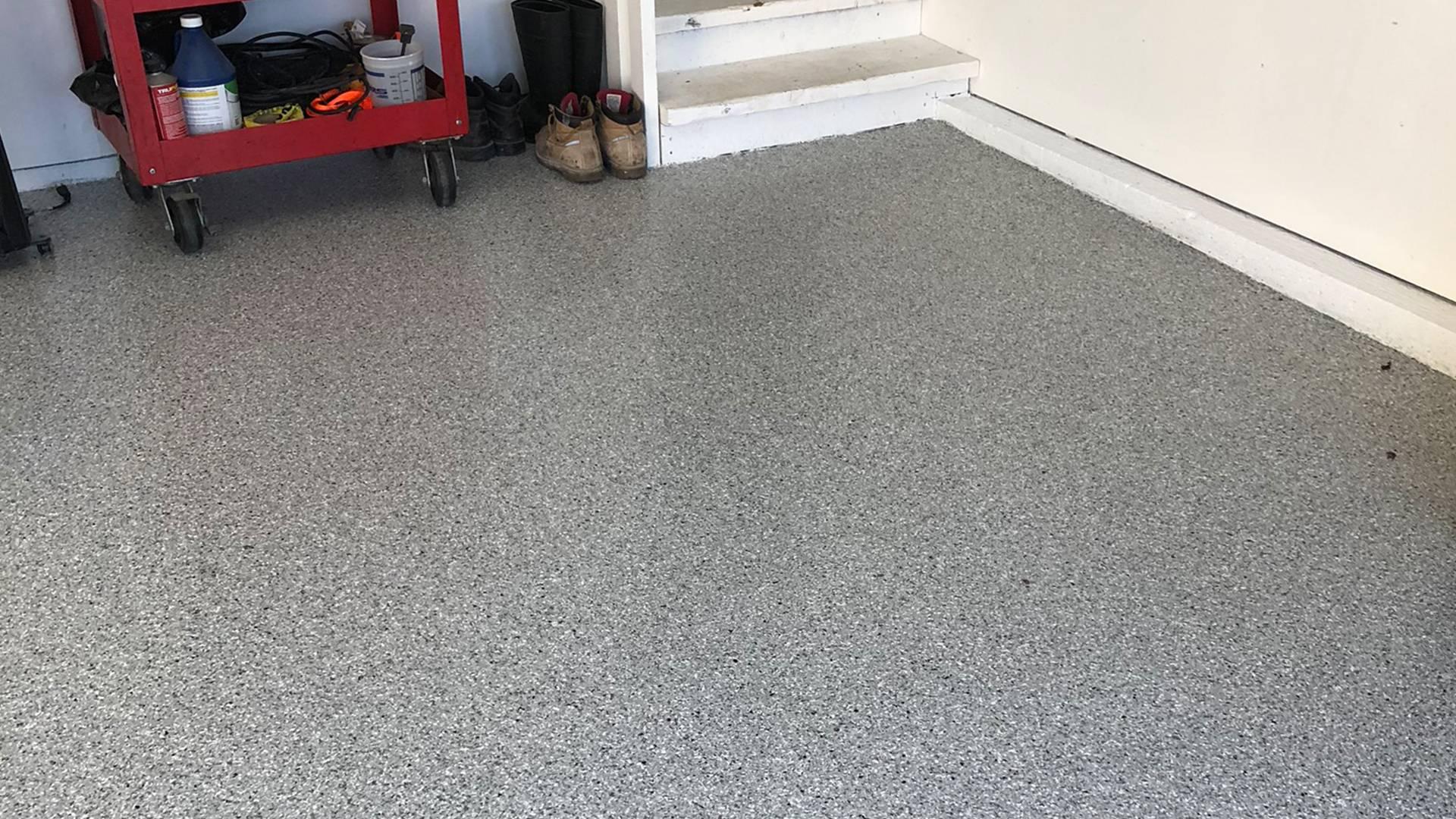 Another New Garage Floor Archway Coatings